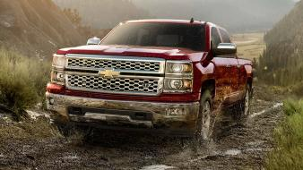 Chevrolet silverado 2014 Wallpaper
