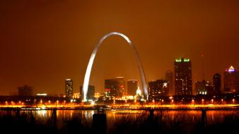 Cityscapes st. louis missouri wallpaper