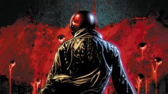 Dc comics red hood wallpaper