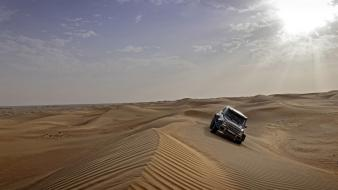 Desert amg motion mercedes benz wallpaper
