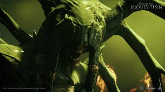 Dragon age: inquisition promotional wallpaper