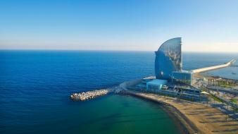 Fc barcelona hotel spain luxury resort Wallpaper