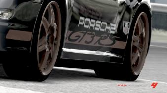 Forza motorsport 4 porsche 911 gt3 rs wallpaper