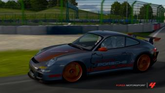 Forza motorsport 4 porsche 911 rs gt3 wallpaper