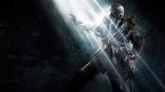 Game art metro: last light metro video games wallpaper