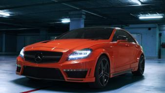 German mercedes benz cls 63 amg wallpaper
