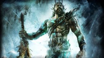 God of war poseidon ultimate ascension wallpaper