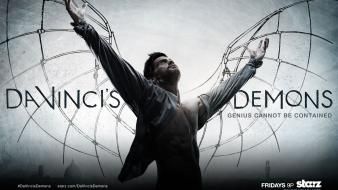 Historic serials da vincis demons wallpaper
