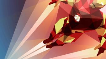 Iron man liam brazier artwork wallpaper