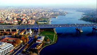 Istanbul turkey cities cityscapes landscapes wallpaper