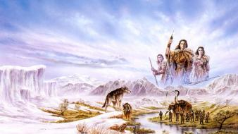 Luis royo fantasy art wallpaper