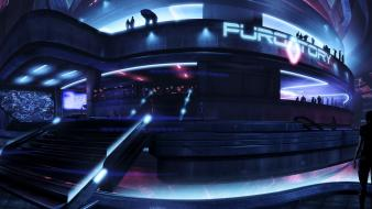 Mass effect 3 purgatory citadel (mass effect) wallpaper