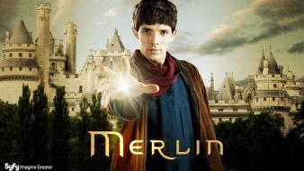 Merlin colin morgan wallpaper