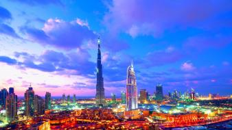 Metropolis colors cities una burj khalifa cosmopolitan wallpaper