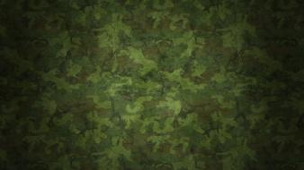 Military patterns camouflage wallpaper