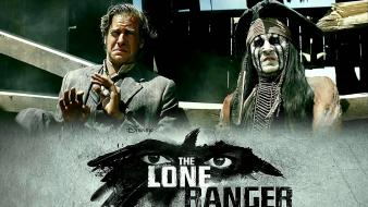 Movies johnny depp the lone ranger wallpaper