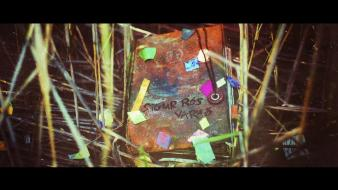 Multicolor grass books sigur rós videos wallpaper