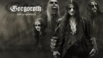 Music dark norwegian monochrome black metal gorgoroth wallpaper