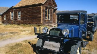 Office bodie state 1937 park vintage car wallpaper