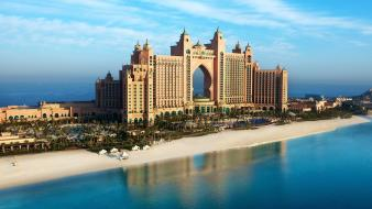 Palm atlantis dubai hotels uae hotel Wallpaper