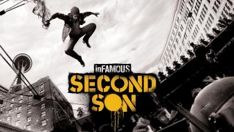 Playstation 4 infamous second son wallpaper