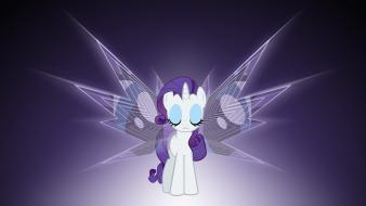 Rarity cutie mark pony: friendship is equestria wallpaper