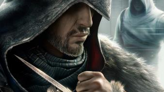 Revelations hidden blade ezio auditore da firenze wallpaper