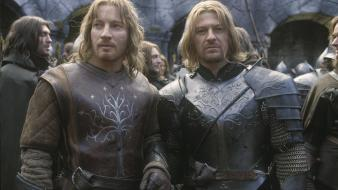 Sean bean gondor faramir boromir david wenham wallpaper