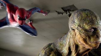 Spider-man lizards the amazing Wallpaper