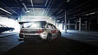 Subaru impreza cars sports wallpaper