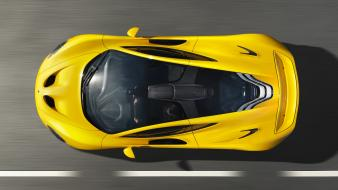 Supercars mclaren top view p1 supercar british wallpaper