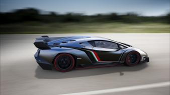 Vehicles supercars side view italian hypercars veneno wallpaper