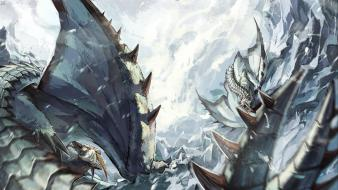 Video games monster hunter Wallpaper