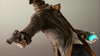 Video games watch dogs aiden wallpaper