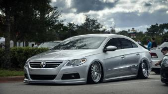Volkswagen passat cc cars wallpaper