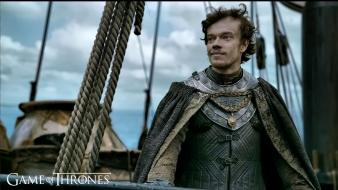 Actors game of thrones tv series theon greyjoy wallpaper