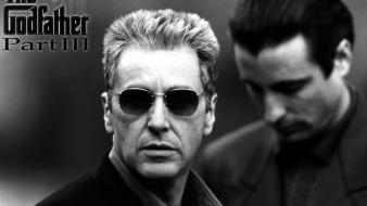 Al pacino andy garcia godfather: part iii wallpaper