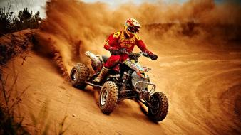 Atv races wallpaper