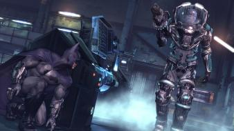 Batman combat arkham city mr. freeze wallpaper