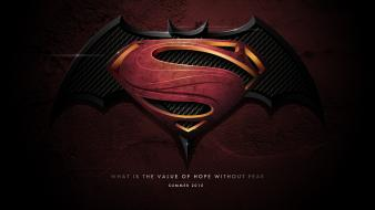 Batman logo dc comics superman wallpaper
