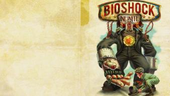 Bioshock infinite burial at sea gi handyman wallpaper