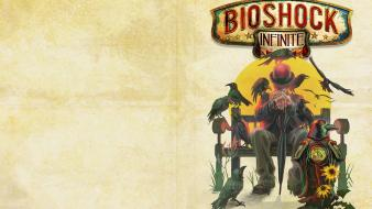 Bioshock infinite burial at sea gi wallpaper