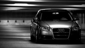 Black cars audi wallpaper