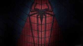 Blue red 2014 the amazing spiderman 2 wallpaper