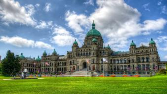 Buildings canada british columbia parliament Wallpaper