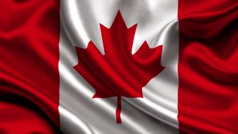 Canada canadian flag flags wallpaper
