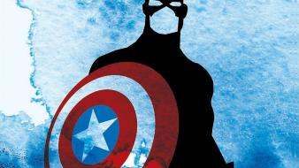 Captain america artwork Wallpaper