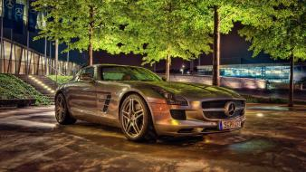 Cars hdr photography mercedes-benz wallpaper