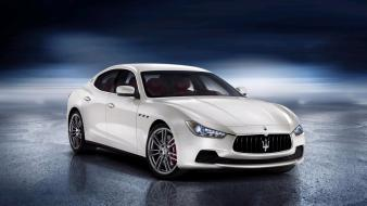 Cars maserati 2014 ghibli Wallpaper