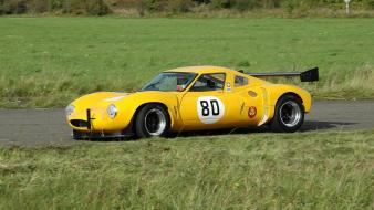 Cars racing 1966 ginetta g12 wallpaper